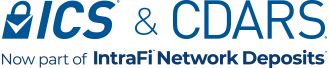 ICS and CDARS logo